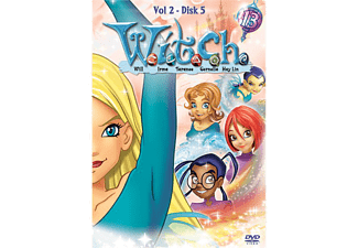 ESEN Witch Vol 2 Disk 5 DVD
