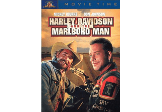 ESEN Harley Davidson ve The Marlboro Man DVD
