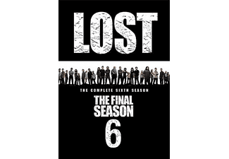 ESEN Lost 6. Sezon DVD