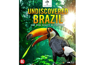 Undiscovered Brazil | Blu-ray
