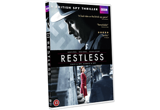 Restless Thriller DVD