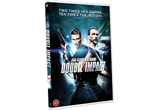 Double Impact Action DVD