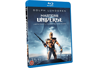 Masters of the Universe Action Blu-ray