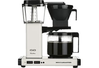 MOCCAMASTER KBG 741 AO Wit