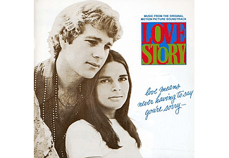 Francis Lai - Love Story (CD)