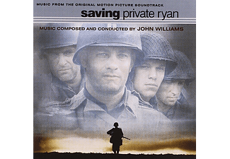 John Williams - Saving Private Ryan (Ryan közlegény megmentése) (CD)