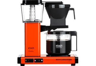 MOCCAMASTER 59667 KBG 741 AO Kaffeemaschine Orange