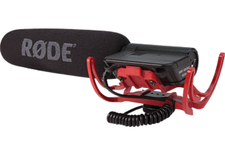 RODE Video Mic Rycote Kameras , Schwarz