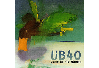 UB40 - Guns In The Ghetto (CD)