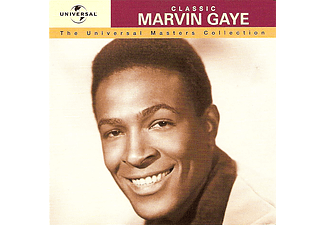 Marvin Gaye - Universal Masters Collection (CD)