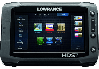 lowrance 000 1076 hds 7 gen2 touch marine navigationsger t. Black Bedroom Furniture Sets. Home Design Ideas