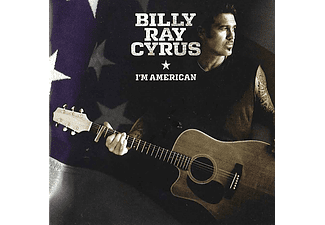 Billy Ray Cyrus - I'm American (CD)