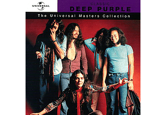 Deep Purple - The Universal Masters Collection (CD)