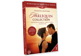 Harlequin Collection 1 DVD