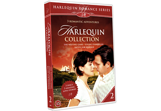 Harlequin Collection 2 Drama DVD