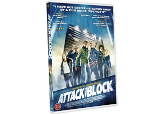Attack the Block Action DVD