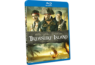 Treasure Island Äventyr Blu-ray