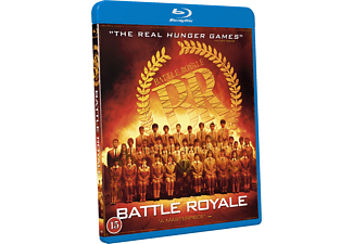 Battle Royale Thriller Blu-ray