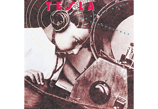 Tesla - The Great Radio Controversy [CD]
