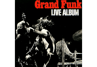 Grand Funk Railroad - Live (CD)