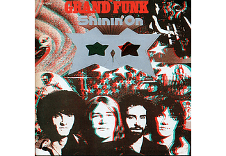 Grand Funk Railroad - Shinin' On (CD)