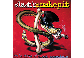 Slash's Snakepit - It's Five O'Clock Somewhere (CD)