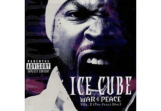 Ice Cube - War & Peace Vol.2 The Peace D (CD)