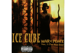 Ice Cube - War & Peace Vol.1 The War Disc (CD)
