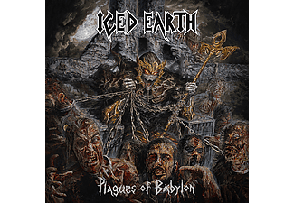 Iced Earth - Plagues Of Babylon (CD)