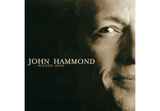 John Hammond - Wicked Grin [CD]