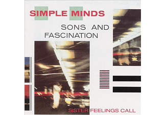 Simple Minds - Sons And Fascination (CD)