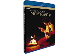 The Jimi Hendrix Experience - Live At Monterey (Blu-ray)