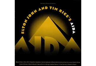 Elton John & Tim Rice's - Aida (CD)