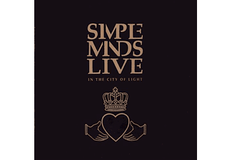 Simple Minds - Live In The City Of Lights (CD)