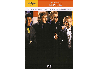 Level 42 - The Universal Masters DVD Collection (DVD)