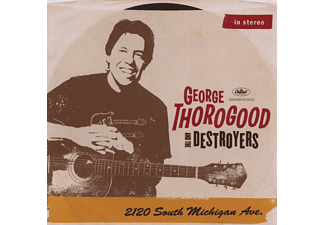 George Thorogood - 2120 South Michigan Ave [CD]