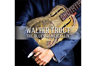 Walter Trout - The Blues Came Callin' (Special Edition) [CD + DVD]