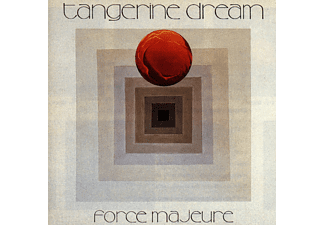 Tangerine Dream - Force Majeure [CD]