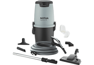 NILFISK All-in-1 150 Wireless+ 12 m Centraldammsugare