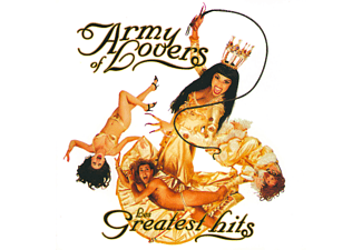 Army Of Lovers - Les Greatest Hits (CD)