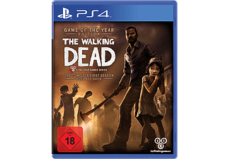 The Walking Dead - Game of the Year Edition [PlayStation 4]