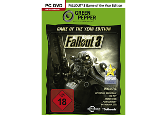 Fallout 3 - Game of the Year Edition [PC]
