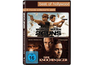 2 Guns / Der Knochenjäger (Best of Hollywood) [DVD]