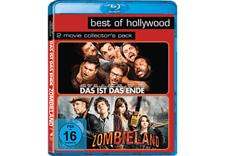 Das ist das Ende / Zombieland (Best of Hollywood) [Blu-ray]