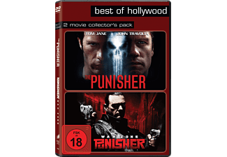 The Punisher / The Punisher - War Zone (Best of Hollywood) [DVD]