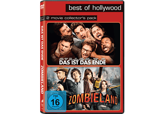 Das ist das Ende / Zombieland (Best of Hollywood) - (DVD)