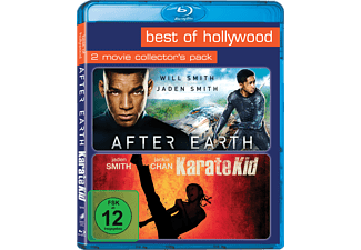After Earth / Karate Kid (Best of Hollywood) - (Blu-ray)