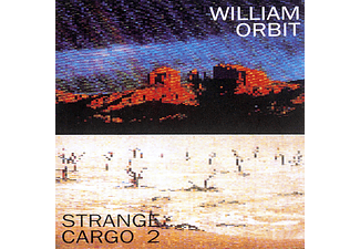 William Orbit - Strange Cargo 2 (CD)