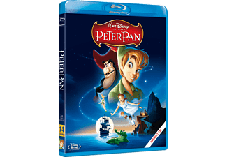 Peter Pan Barn Blu-ray