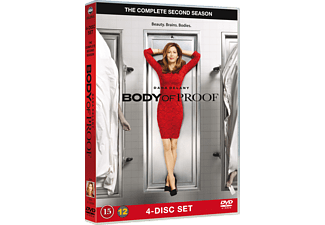 Body of Proof S2 Drama DVD